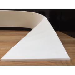 LISO 15 CM X 5 MM Branco